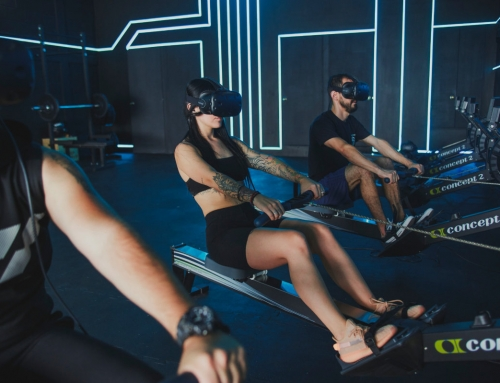 VR Fitness The Key to Attracting New Customer Segments for Fitness Centers