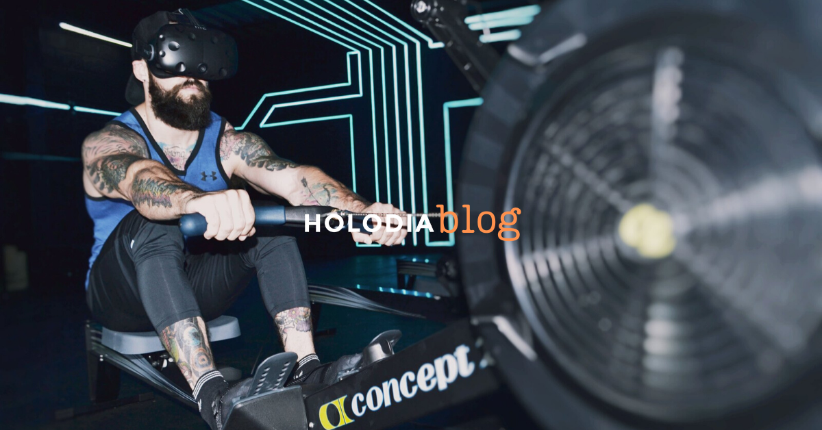 Review of HOLOFIT VR Fitness