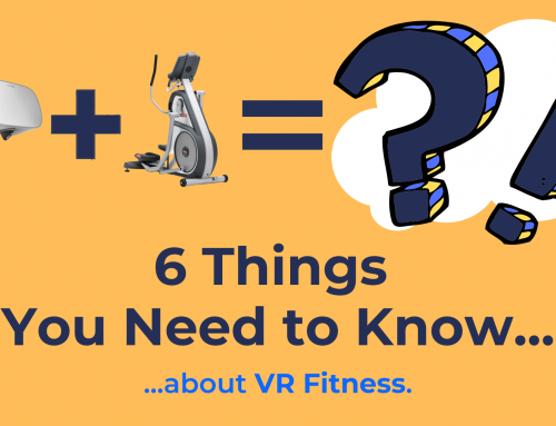6 Things You Need To Know About VR Fitness