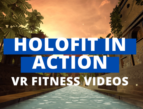 VR Fitness in Action: Get a Taste of HOLOFIT with These Gameplay Videos