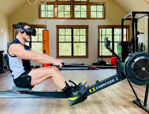 5 Fun Rowing Workout Ideas on HOLOFIT VR