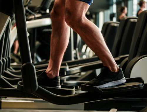 How to Burn Belly Fat on the Elliptical (Workout Plan Included)