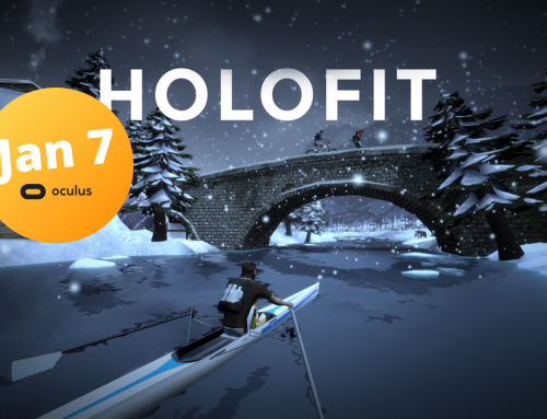 HOLOFIT Is Coming to the Official Oculus Store 😍