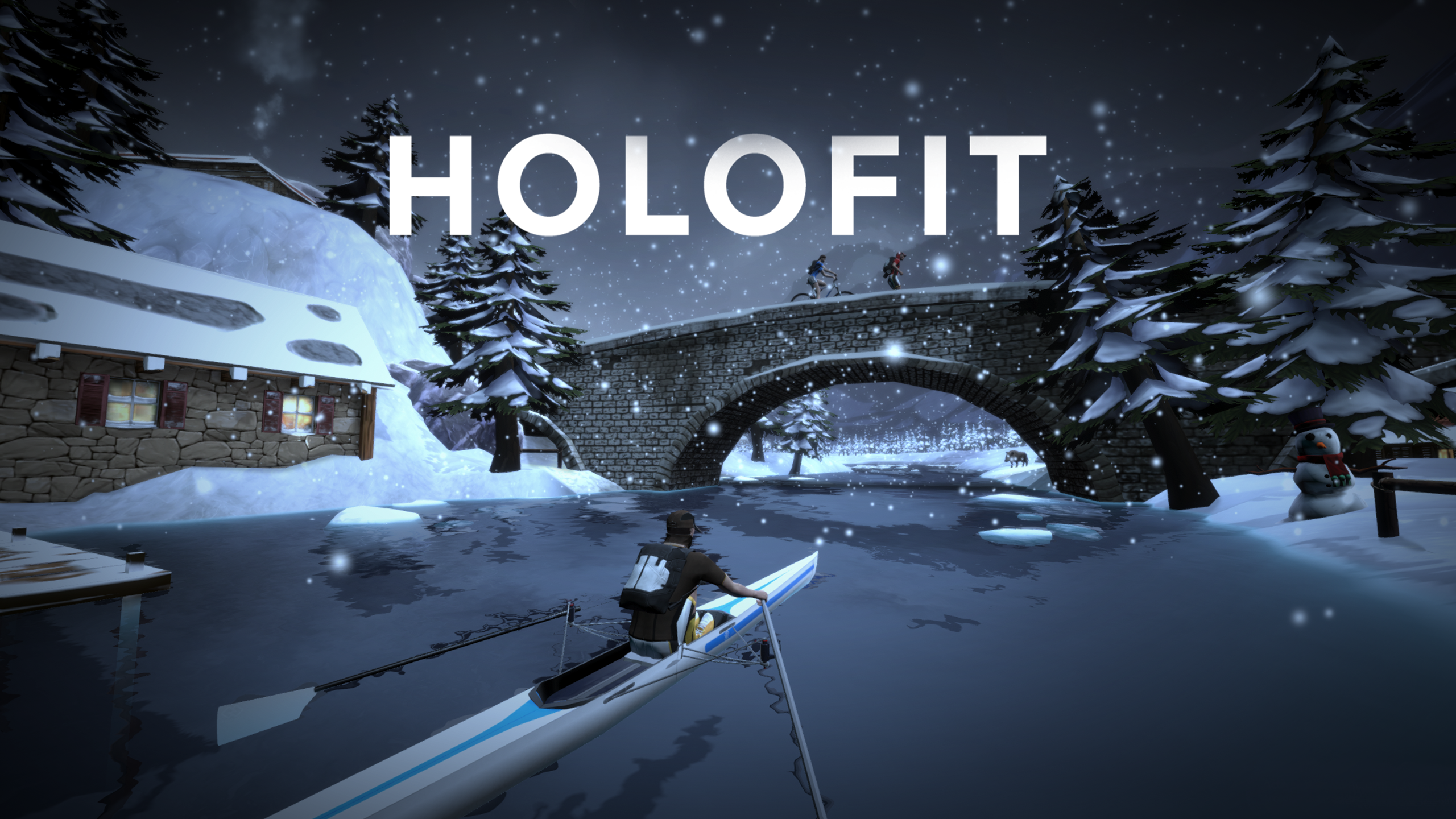 HOLOFIT is live on the Oculus Quest store