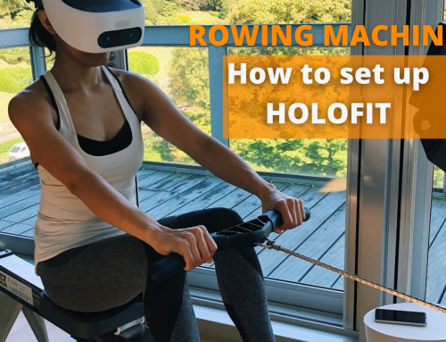 How to Set Up HOLOFIT on Your Rowing Machine