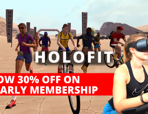 HOLOFIT Spring Offer for New and Existing Members is Here
