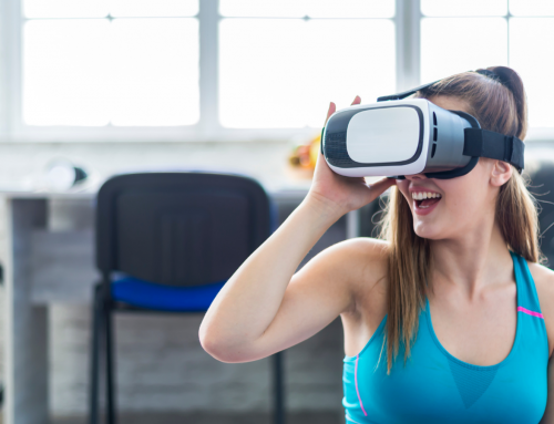 How VR Fitness helps relieve stress