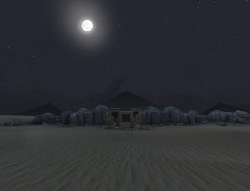 HOLOFIT Go Update: the Grand Sabon Desert Version 2 is Here! 🌎