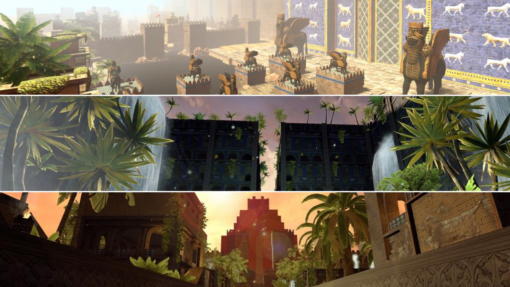 Babylon-environment-in-HOLOFIT-by-HOLODIA