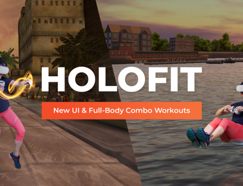 HOLOnews: HOLOFIT 2.0 is here!